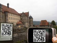 Read more: Audiovisual media system for fortress with QR-codes [Kronach]